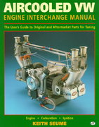 Aircooled VW Engine Interchange Manual 0 9780760303146 0760303142