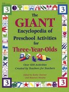 Encyclopedia of Preschool Activities for Three-Year-Olds 0 9780876592373 087659237X