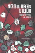 Microbial Threats to Health 1st edition 9780309088640 030908864X
