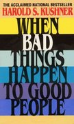 When Bad Things Happen to Good People 1st Edition 9780380603923 0380603926