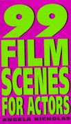 99 Film Scenes for Actors 1st Edition 9780380798049 0380798042