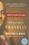 The Americanization of Benjamin Franklin 1st Edition 9780143035282 0143035282