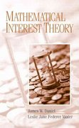 Mathematical Interest Theory 1st edition 9780131472853 0131472852