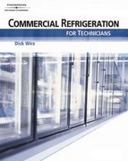 Commercial Refrigeration for Air Conditioning Technicians 1st edition 9781401880101 140188010X