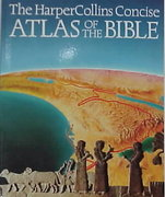HarperCollins Concise Atlas of the Bible 0 9780062514998 0062514997