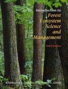 Introduction to Forest Ecosystem Science and Management 3rd Edition 9780471331452 0471331457