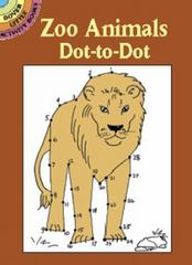 Zoo Animals Dot-to-Dot 0 9780486420905 0486420906