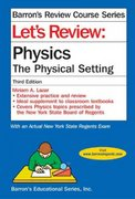 Let's Review Physics 3rd edition 9780764126857 0764126857