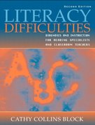 Literacy Difficulties 2nd edition 9780205343850 0205343856
