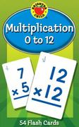 Multiplication 0 to 12 0 9780769677439 0769677436