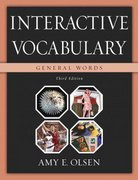 Interactive Vocabulary 3rd edition 9780321364975 032136497X