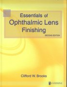 Essentials of Ophthalmic Lens Finishing 2nd edition 9780750672139 0750672137