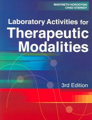 Laboratory Activities for Therapeutic Modalities 3rd edition 9780803611405 0803611404