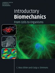 Introductory Biomechanics 1st Edition 9780521841122 0521841127