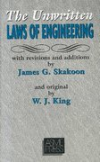 The Unwritten Laws of Engineering 2nd Edition 9780791801628 0791801624
