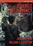 Juvenile Delinquency 7th edition 9780205499113 0205499112