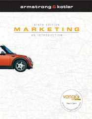 Marketing 9th edition 9780136021131 0136021131