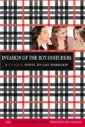 Invasion of the Boy Snatchers 0 9780316701341 0316701343