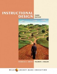 Instructional Design 3rd edition 9780471393535 0471393533