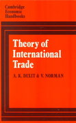 Theory of International Trade 0 9780521299695 0521299691