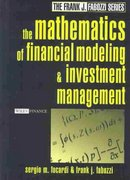 The Mathematics of Financial Modeling and Investment Management 1st edition 9780471465997 0471465992