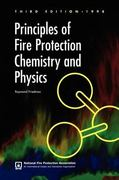 Principles of Fire Protection Chemistry and Physics 3rd edition 9780877654407 0877654409