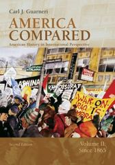 America Compared 2nd edition 9780618318575 0618318577