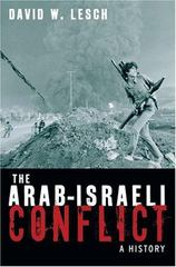 The Arab-Israeli Conflict 1st Edition 9780195172300 0195172302