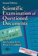 Scientific Examination of Questioned Documents, Second Edition 2nd edition 9781420003765 1420003763