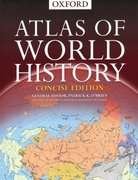 Concise Atlas of World History 0 9780195219210 019521921X