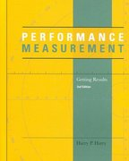 Performance Measurement 2nd Edition 9780877667346 0877667349