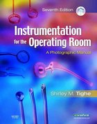 Instrumentation for the Operating Room 7th edition 9780323043106 0323043100