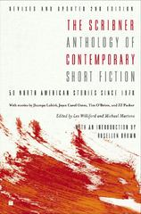 The Scribner Anthology of Contemporary Short Fiction 2nd Edition 9781416532279 1416532277