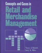 Concepts and Cases in Retail and Merchandise Management 0 9781563670862 1563670860