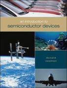 An Introduction to Semiconductor Devices 1st edition 9780072987560 0072987561