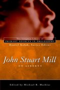 John Stuart Mill: On Liberty 1st edition 9780321276148 0321276140