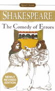 The Comedy of Errors 2nd edition 9780451528391 0451528395