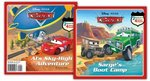 Sarge's Boot Camp/Al's Sky-High Adventure (Disney/Pixar Cars) 0 9780736425261 0736425268