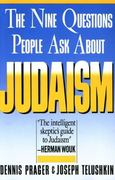 Nine Questions People Ask About Judaism 0 9780671622619 0671622617