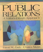 Public Relations 2nd edition 9780205359691 0205359698