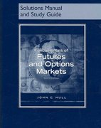Solutions Manual and Study Guide for Fundamentals of Futures and Options Markets and Derivagem Package 6th edition 9780132425742 0132425742