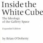 Inside the White Cube 1st Edition 9780520220409 0520220404