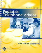 Pediatric Telephone Advice 3rd edition 9780781750790 0781750792