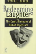 Redeeming Laughter 0 9783110155624 3110155621
