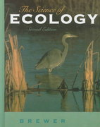 The Science of Ecology 2nd edition 9780030965753 0030965756
