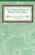 The Collected Stories of Maria Cristina Mena 1st Edition 9781558852112 1558852115