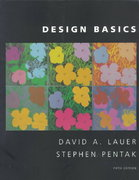 Design Basics 5th edition 9780155083776 0155083775