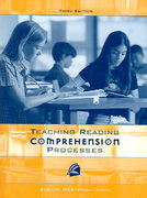 Teaching Reading Comprehension Processes 3rd Edition 9780205453757 0205453759