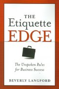 The Etiquette Edge 1st Edition 9780814472422 0814472427