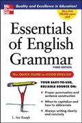 Essentials of English Grammar 3rd edition 9780071457088 0071457089